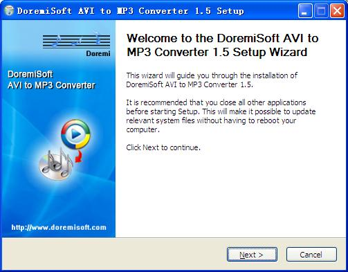 install free avi to mp3 converter